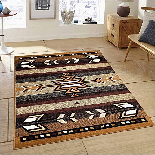 champion rugs southwest southwestern native american modern area rug carpet berber beige 7 8 x 10 8