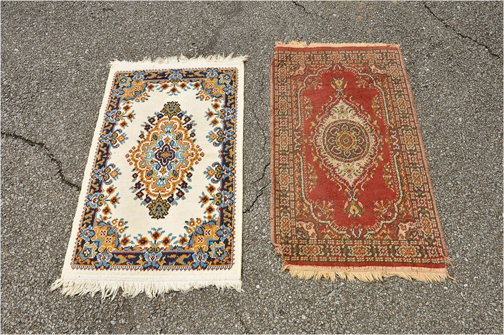 2313361 area rug and matching runner
