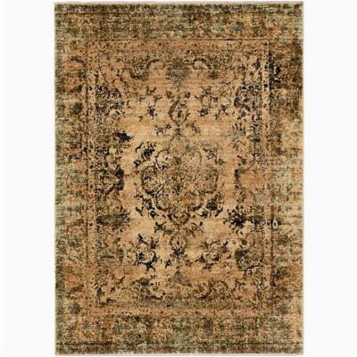 colonial mills fabric multi blue beige area rug fm59 cv9660