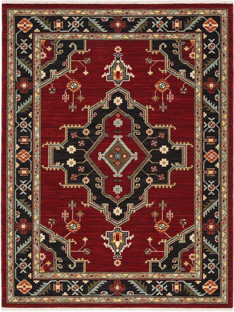 oriental weavers lilihan 92r area rug p 39872