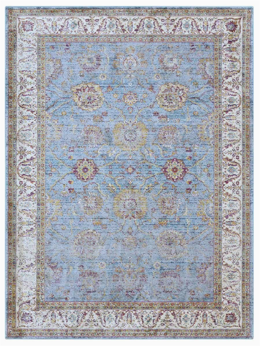 "4 by 5 area Rugs Carpetlive Carpet Polypropylene 5 4"" X 7 5"" area Rug"