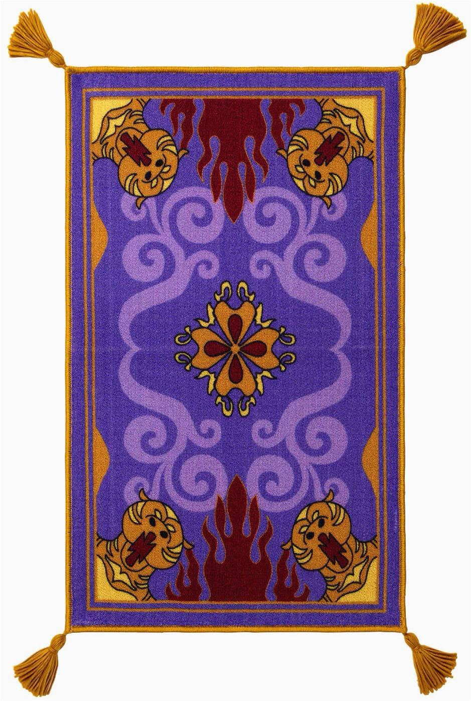 Aladdin Magic Carpet area Rug Disney Aladdin Magic Carpet area Rug