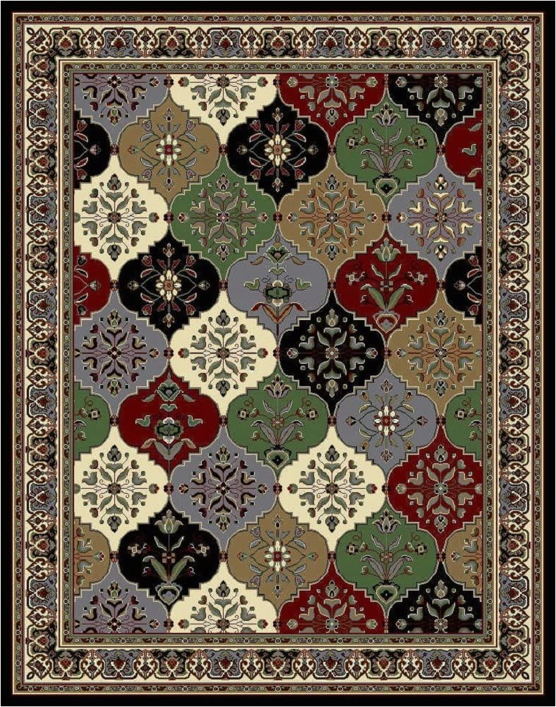 Amazon Prime Large area Rugs Rugs for Living Room 8×10 Traditional area Rugs Under 100 Prime Rugs