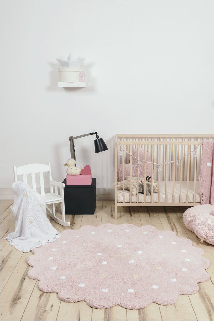 Area Rug for Baby Girl Room Galletita Rug