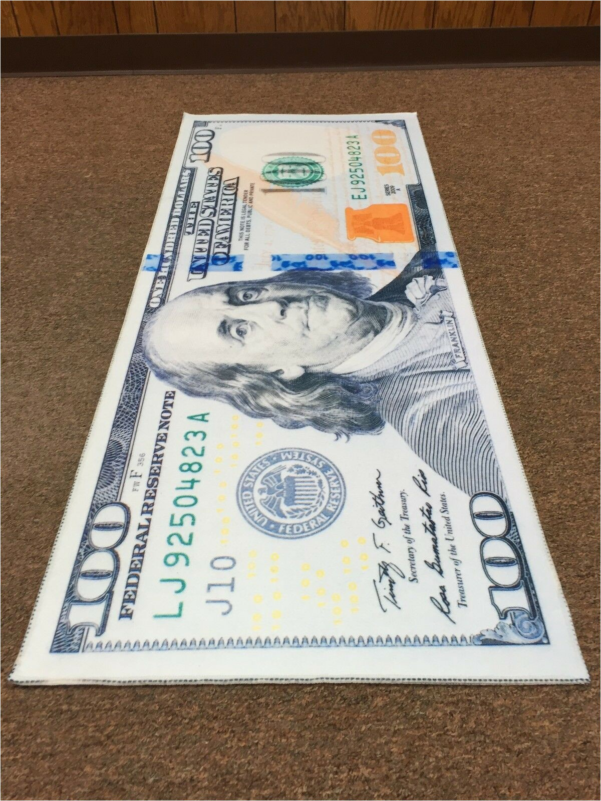 Area Rugs Under 100 Dollars area Rugs New E Hundred Dollar 100 Bill Print No In Home