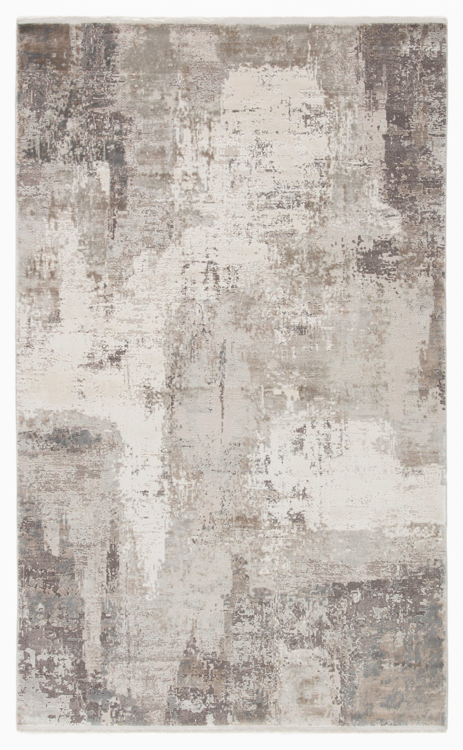Grey and Taupe area Rugs norridge Abstract Gray Taupe area Rug