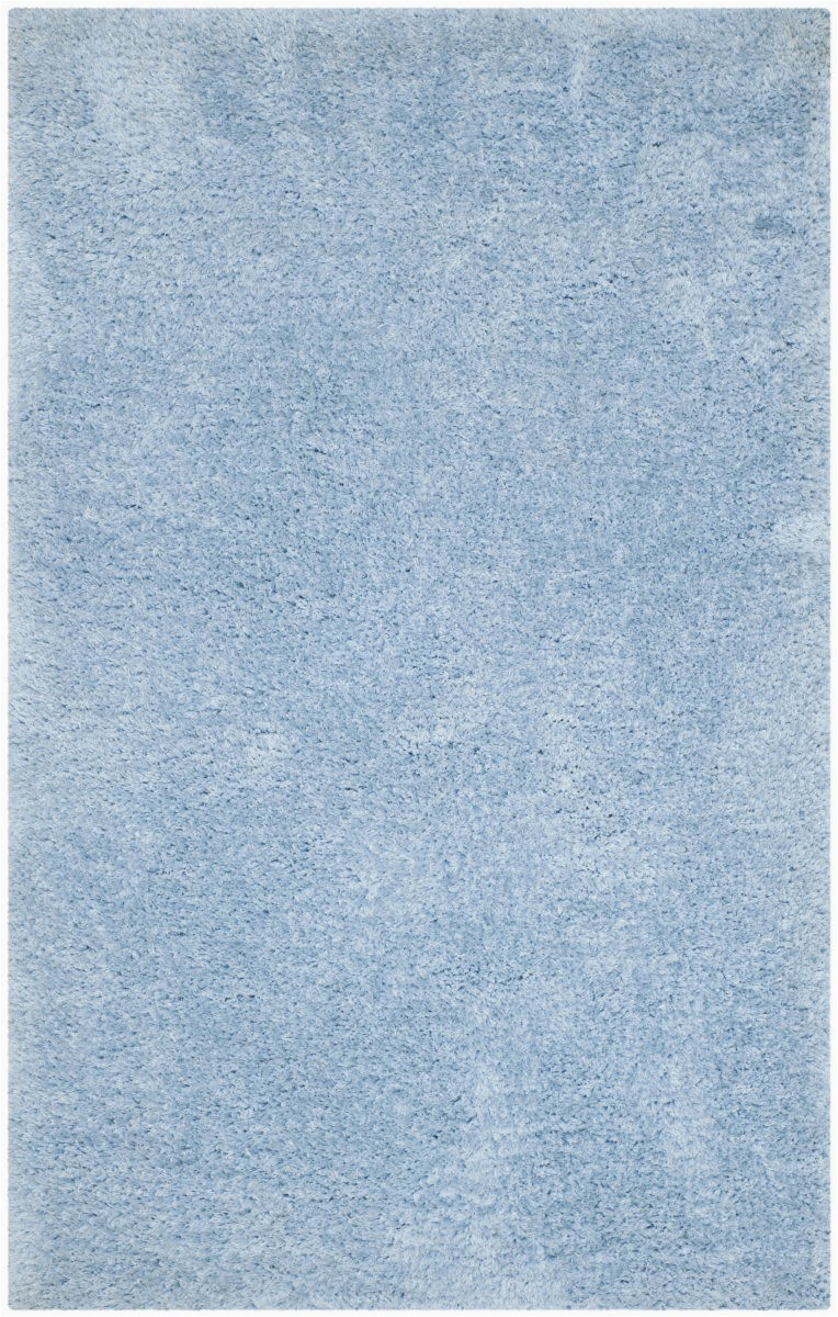Light Blue Shag area Rug Safavieh Super Shag Sgs621d Light Blue area Rug