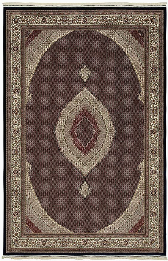 Living Room area Rugs Amazon Amazon the Rug Truck Persian Treasures Mahi Navy area