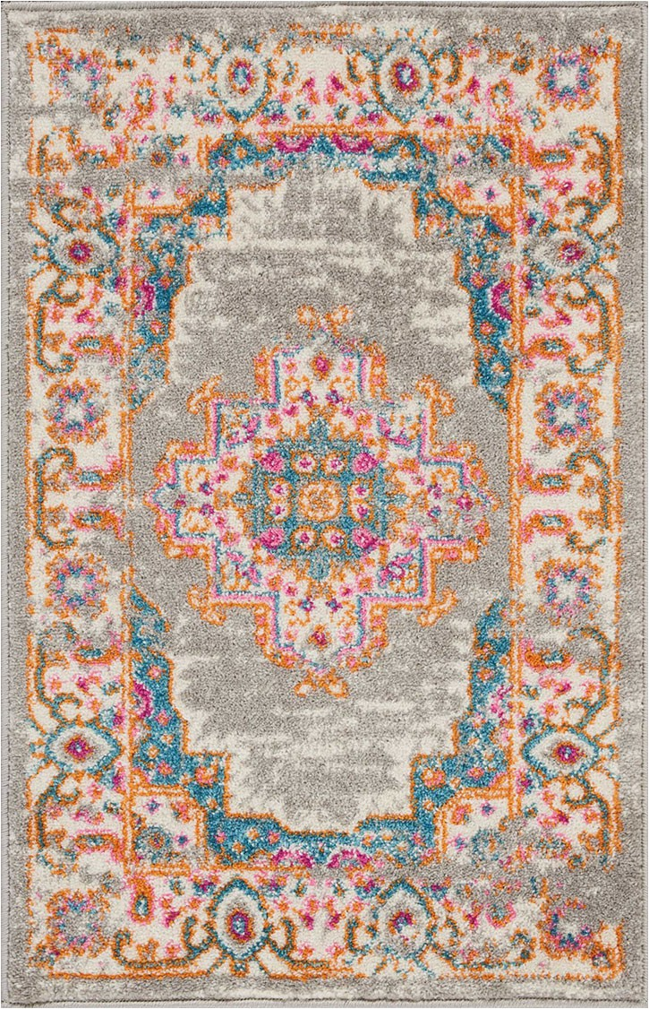 Nourison Passion Grey area Rug Nourison Passion Psn03 Grey area Rug