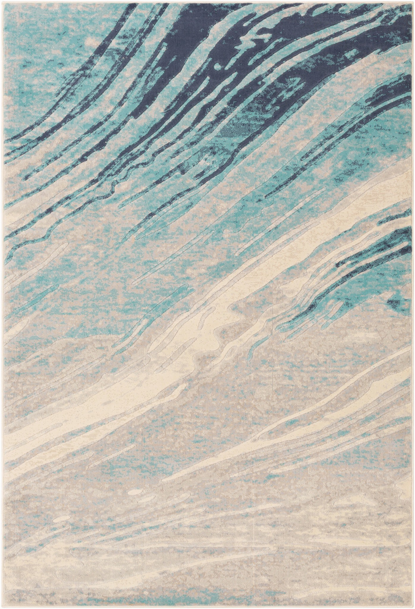 Shades Of Blue Rug Shades Of Blue Tides area Rug