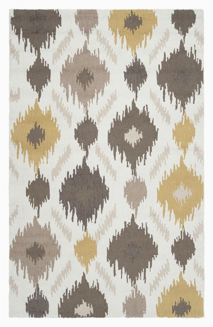Area Rug with Gold Accents Home Accents 5 X 8 Rug Multi In 2020