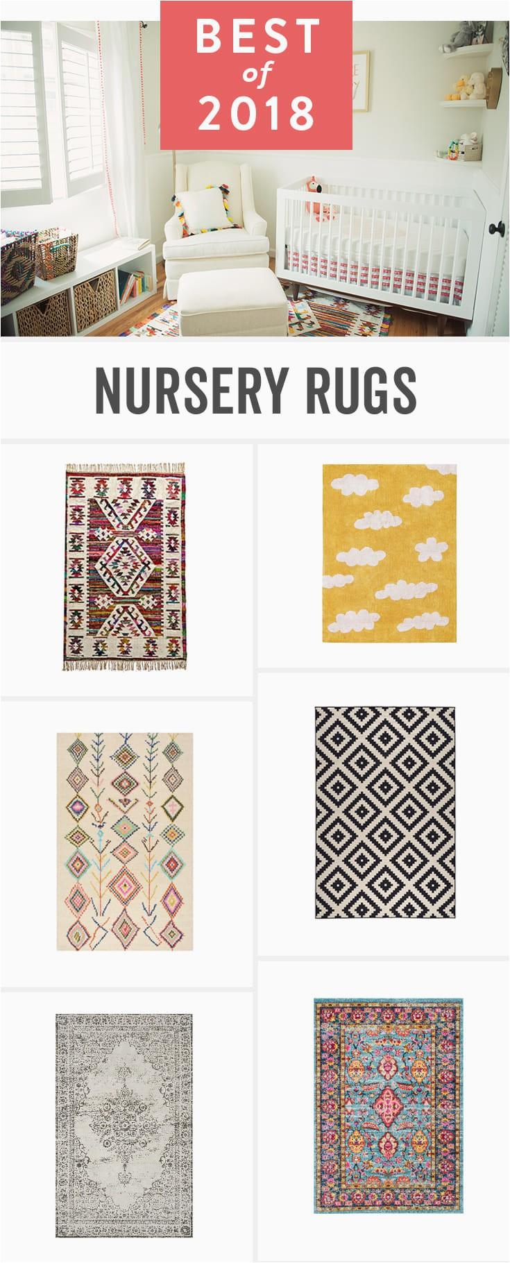 Best area Rugs for Babies 8 Best Nursery Rugs Of 2020