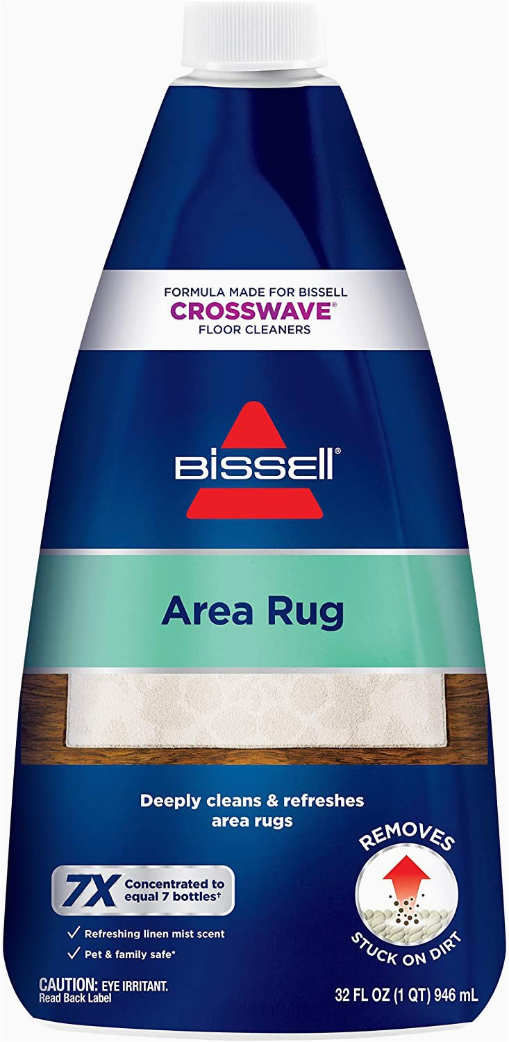 Bissell area Rug Cleaning formula Bissell 1930 Crosswave area Rug Cleaning formula 32 Oz