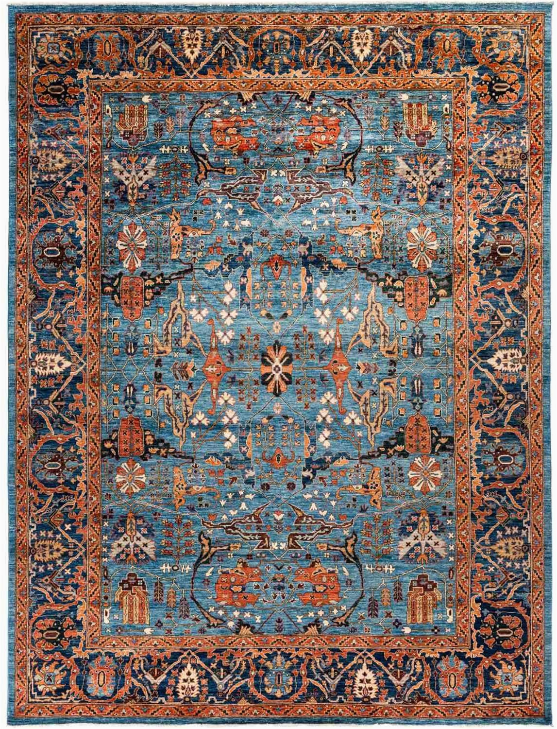 Does Goodwill Take area Rugs solo Rugs Serapi Hand Knotted area Rug 8 10 X 12 1 Robin