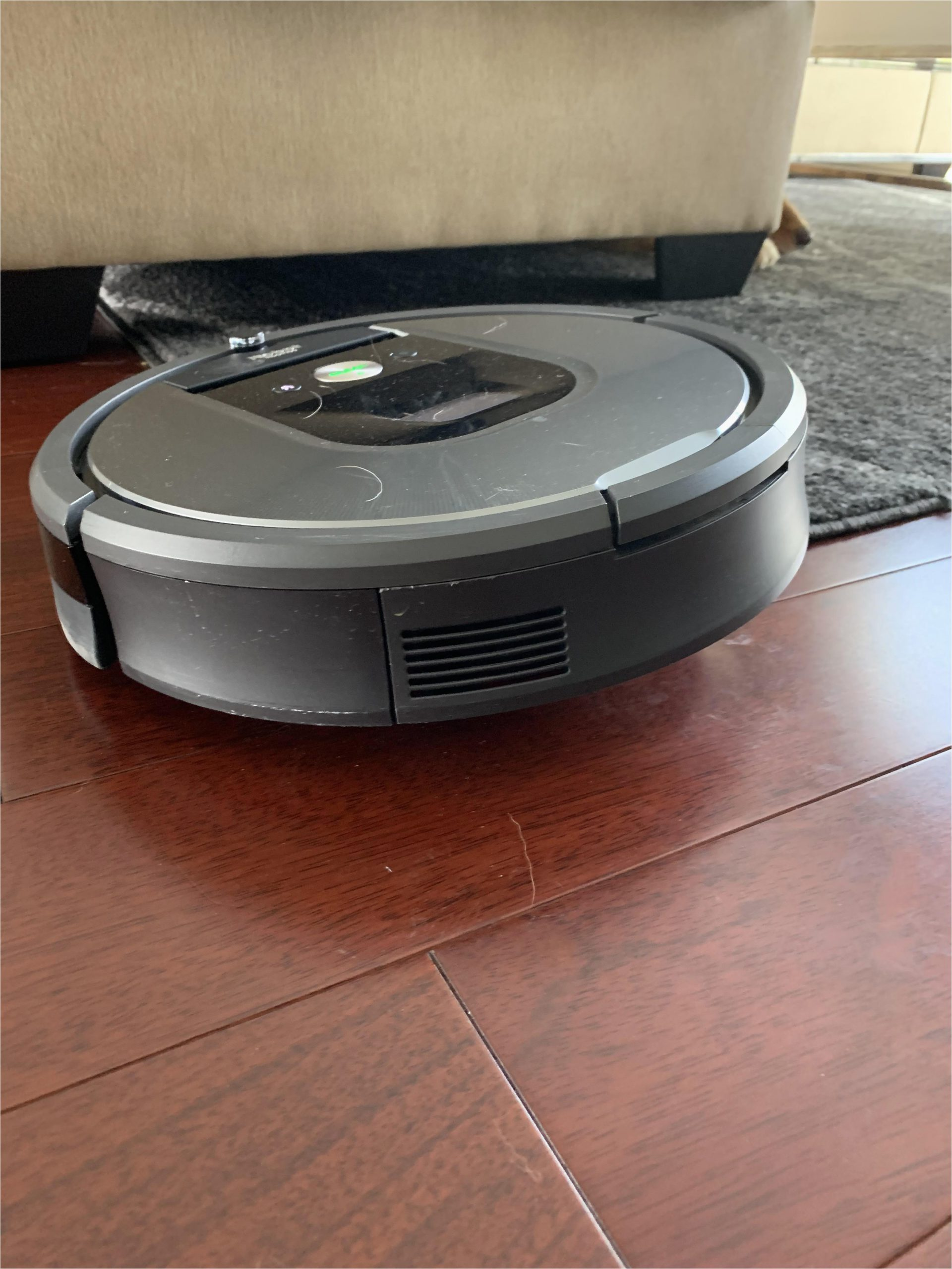 Does Roomba Go Over area Rugs Roomba Ting Stuck On Rug Corners Any Tips Roomba