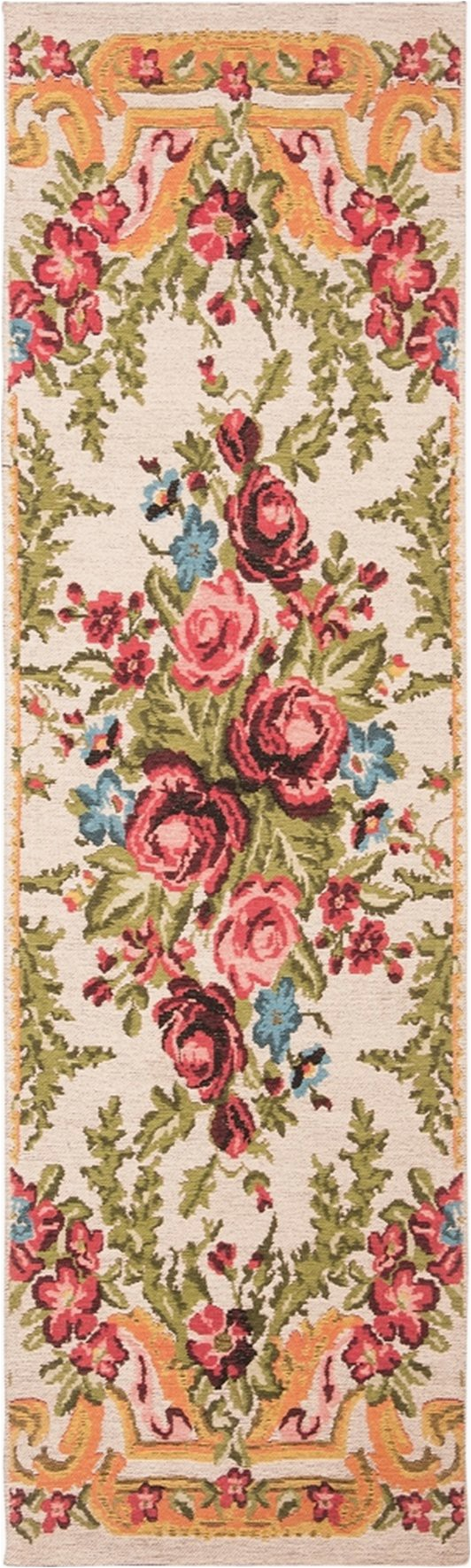 Roses Department Store area Rugs Safavieh Classic Vintage Clv112a Ivory Rose area Rug
