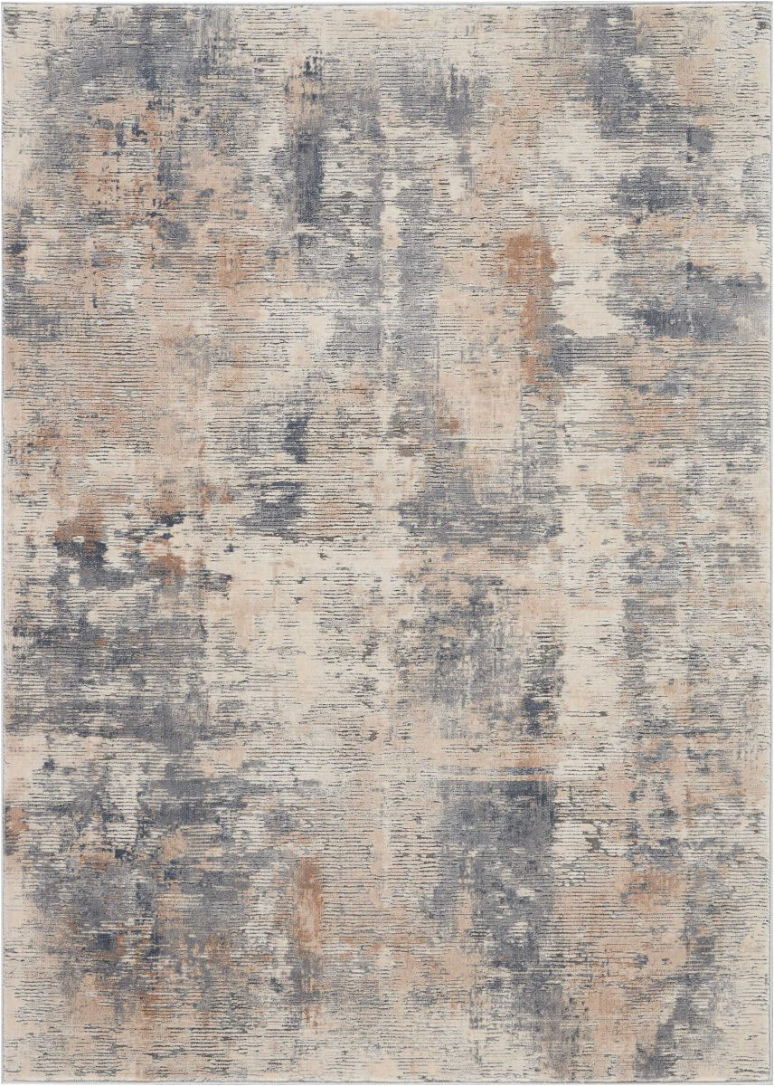 Rustic area Rugs for Sale Nourison Rustic Textures Rus05 Beige Grey area Rug