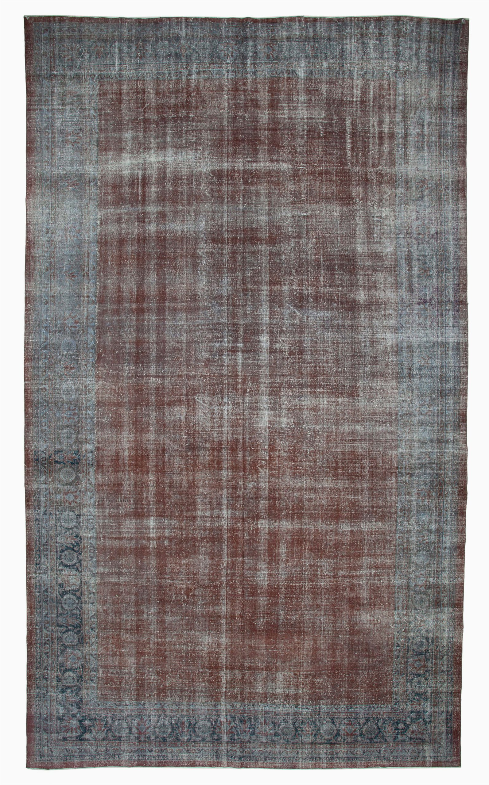12 X 20 area Rugs 12×20 Grey oriental Wool area Rug 2275