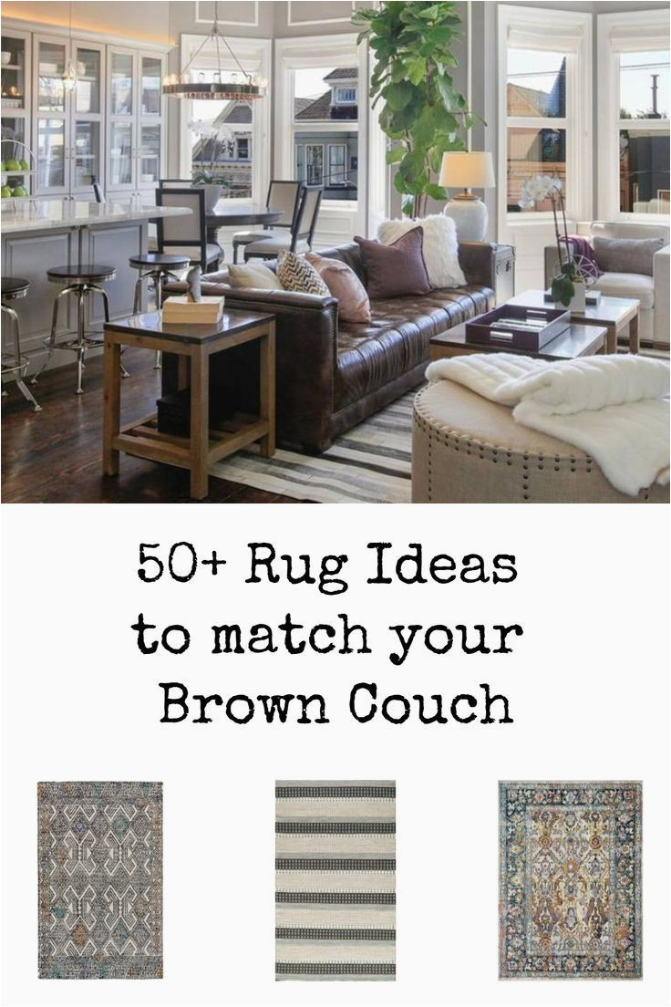 Area Rugs that Go with Dark Brown Furniture Room Redo Modern Farmhouse Living Room
