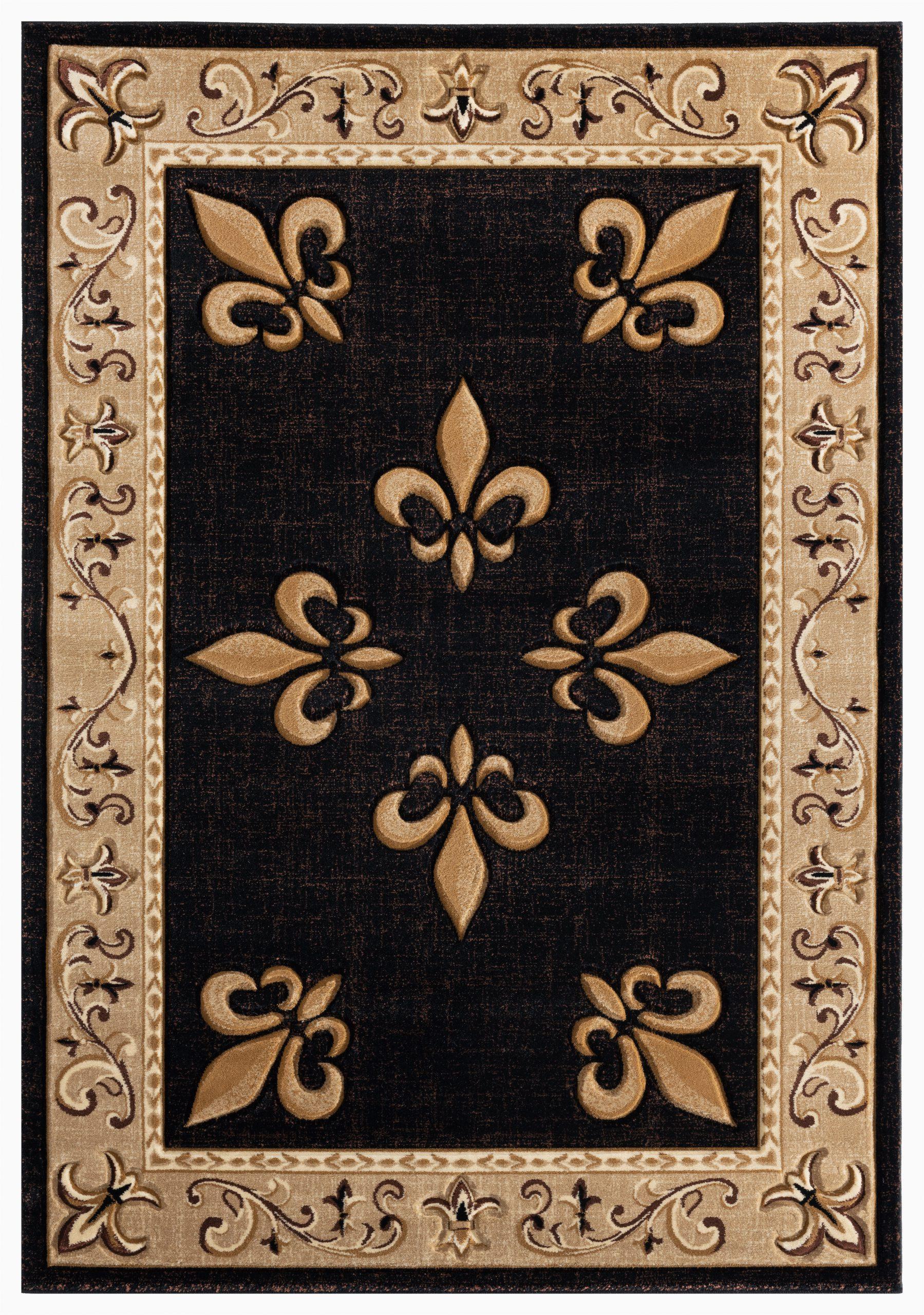 Black Brown and Beige area Rugs Goines Beige Black Brown area Rug