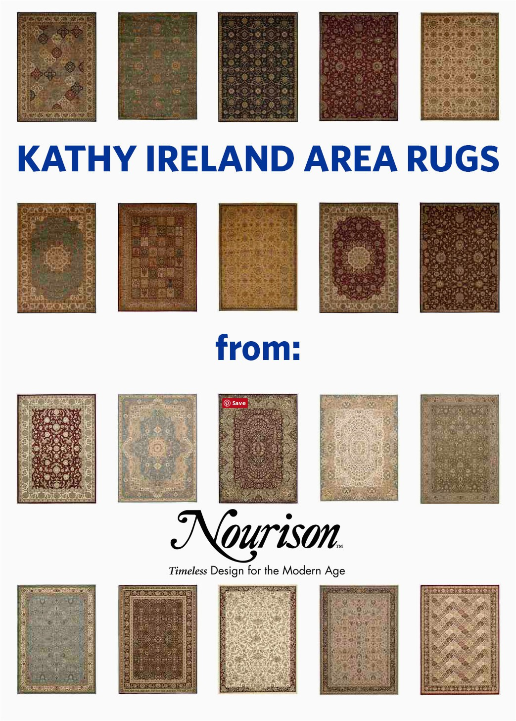Kathy Ireland area Rug Collection Kathy Ireland area Rugs From Nourison Bold Rugs