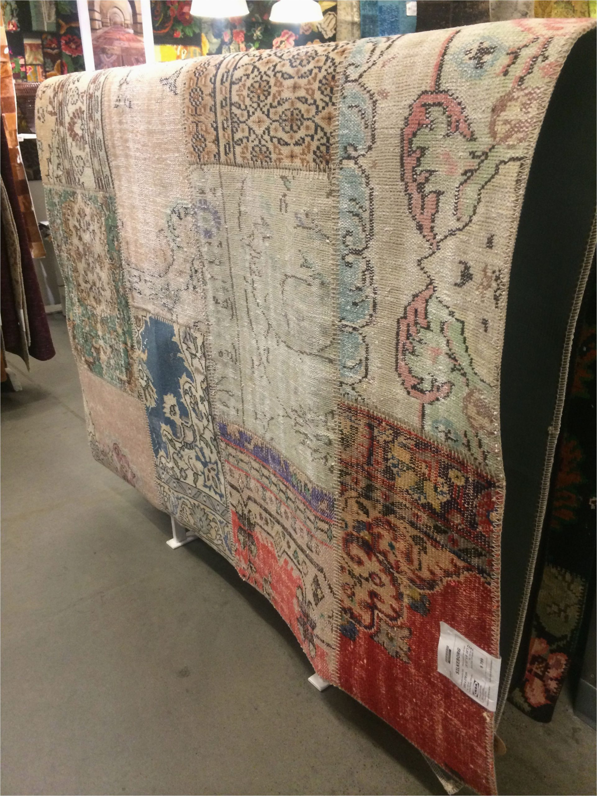 Large Washable area Rugs Ikea Found these Beautiful Turkish Patchwork Rugs at Ikea