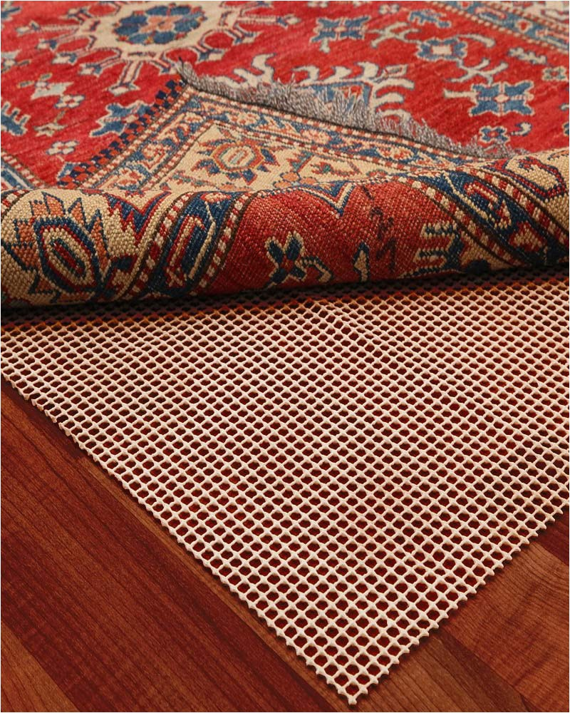 Non Skid area Rug Pad Naturalarearug Century Non Slip Rug Pad Earth Friendly Provides Extra Cushion for All Hard Surfaces Of Size 8 X 10 Heavier and Thicker Than Most