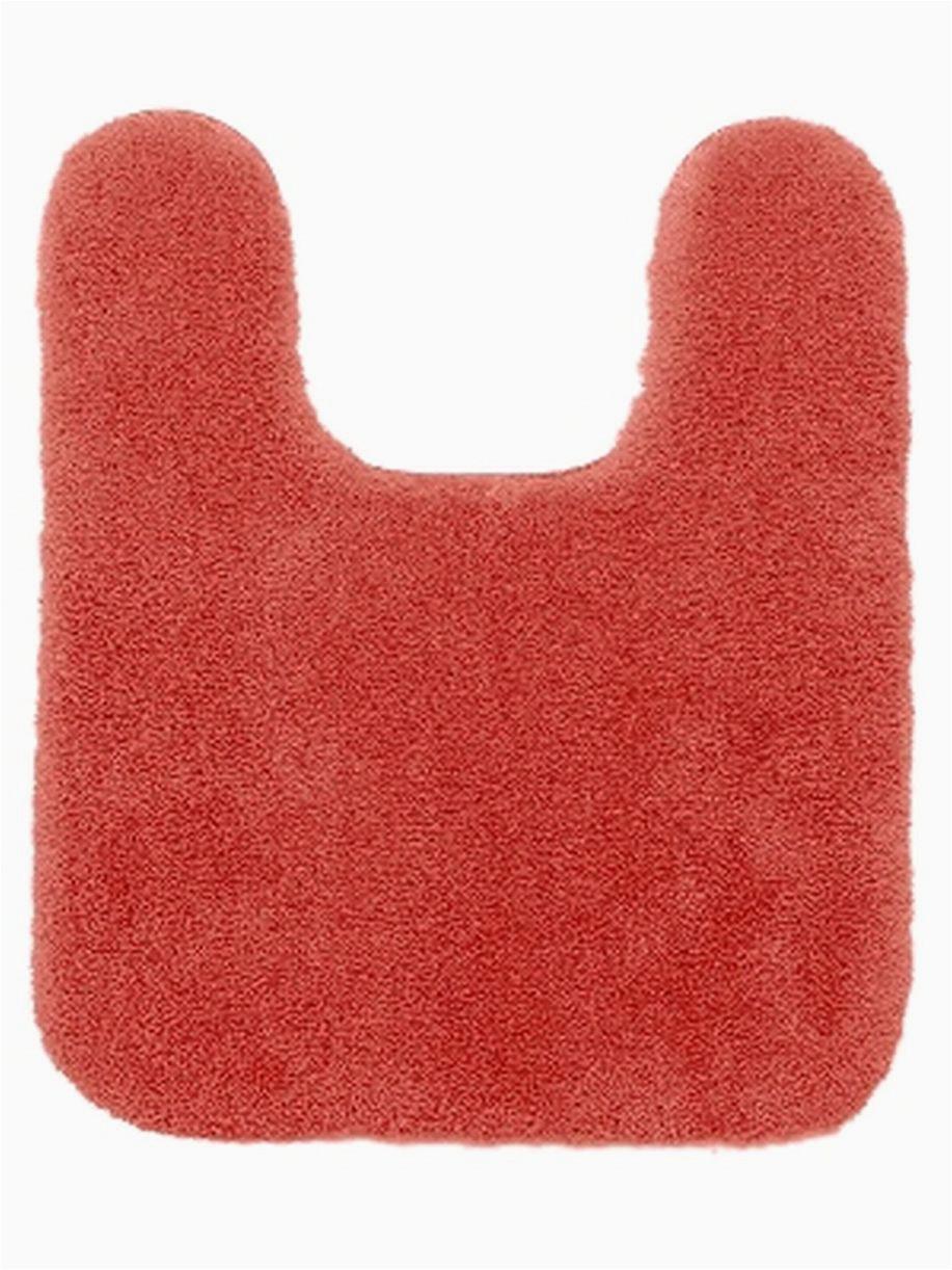 Apt 9 Bath Rugs Apt 9 Coral Plush Pile Contour Bath Rug 20x24 Skid Resistant Mat Walmart