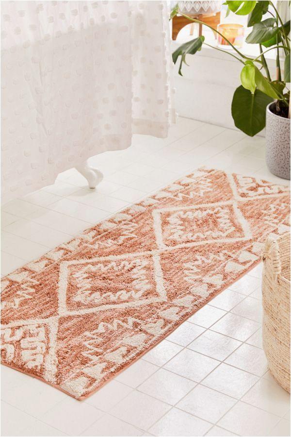 Bath Mats that Look Like Rugs Sienna Kilim Bath Mat