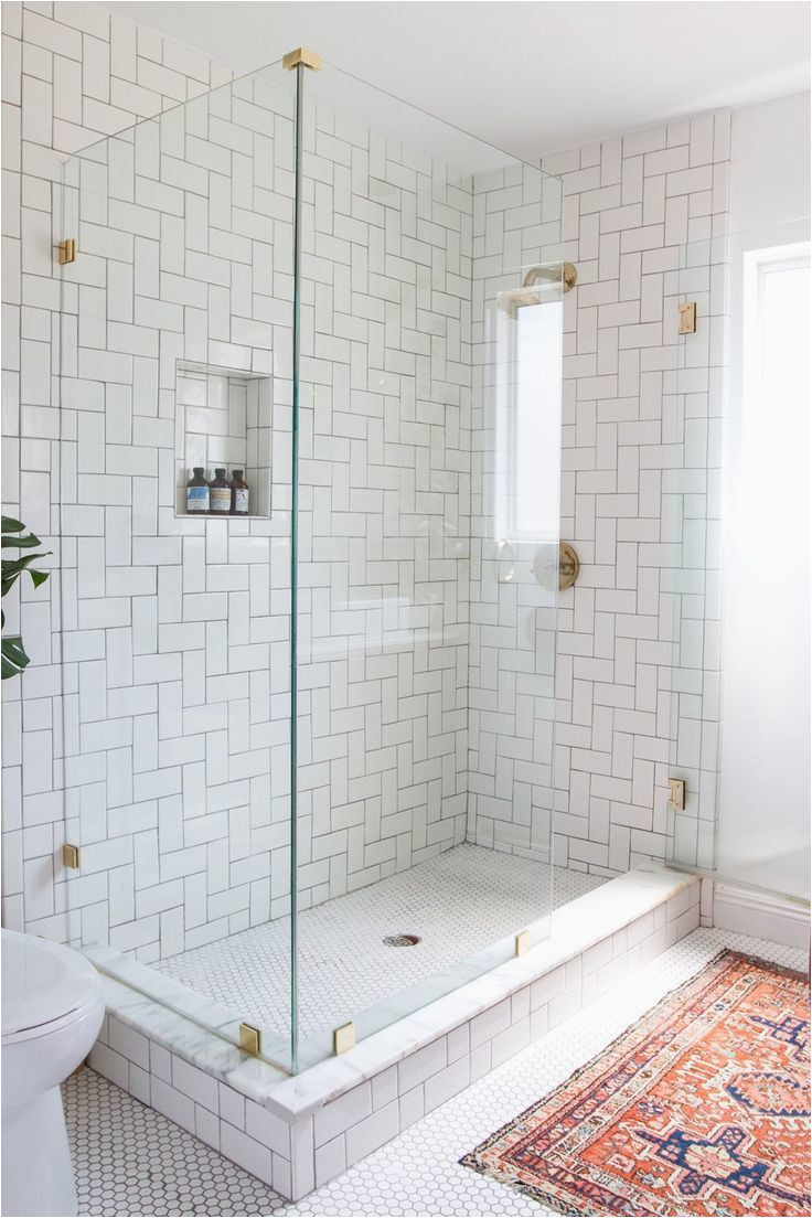 Persian Rug Style Bath Mat Trend Alert Vintage Rugs In the Bath Remodelista
