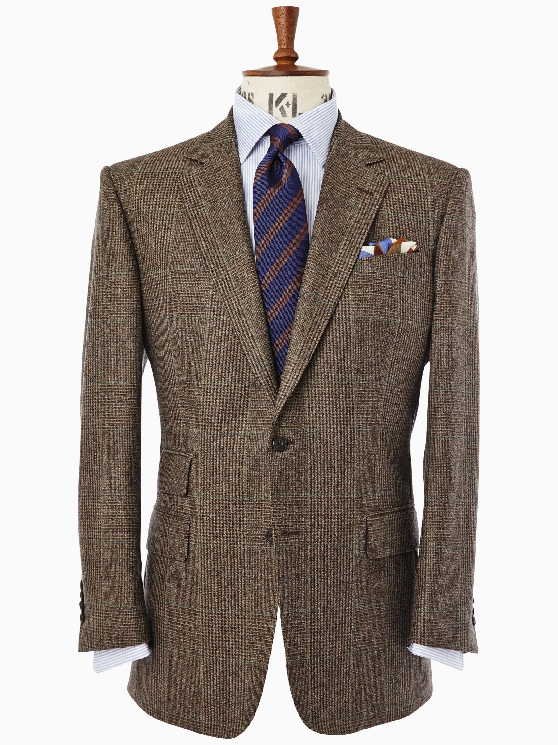 Savile Row Bath Rugs Chester Barrie Savile Row Classic Flannel Glen Check Jacket