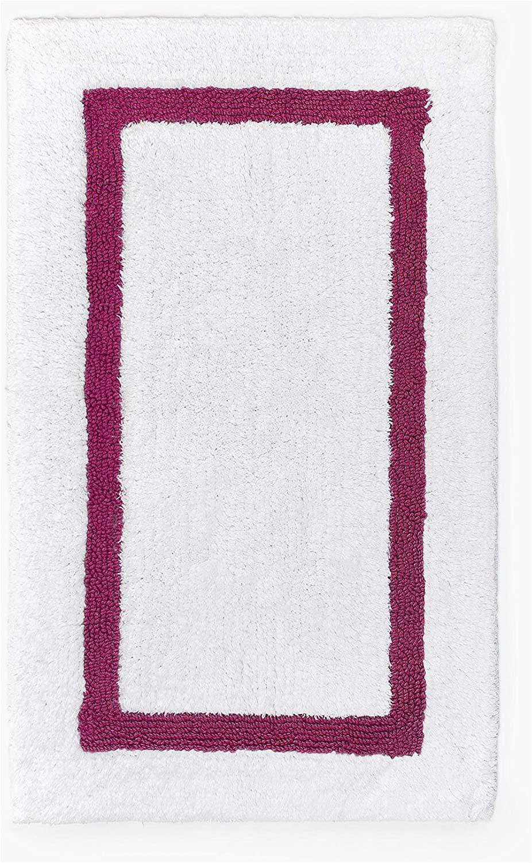 Kate Spade Bathroom Rugs Kate Spade New York Dahlias Bath Rug 21×31 White Pink