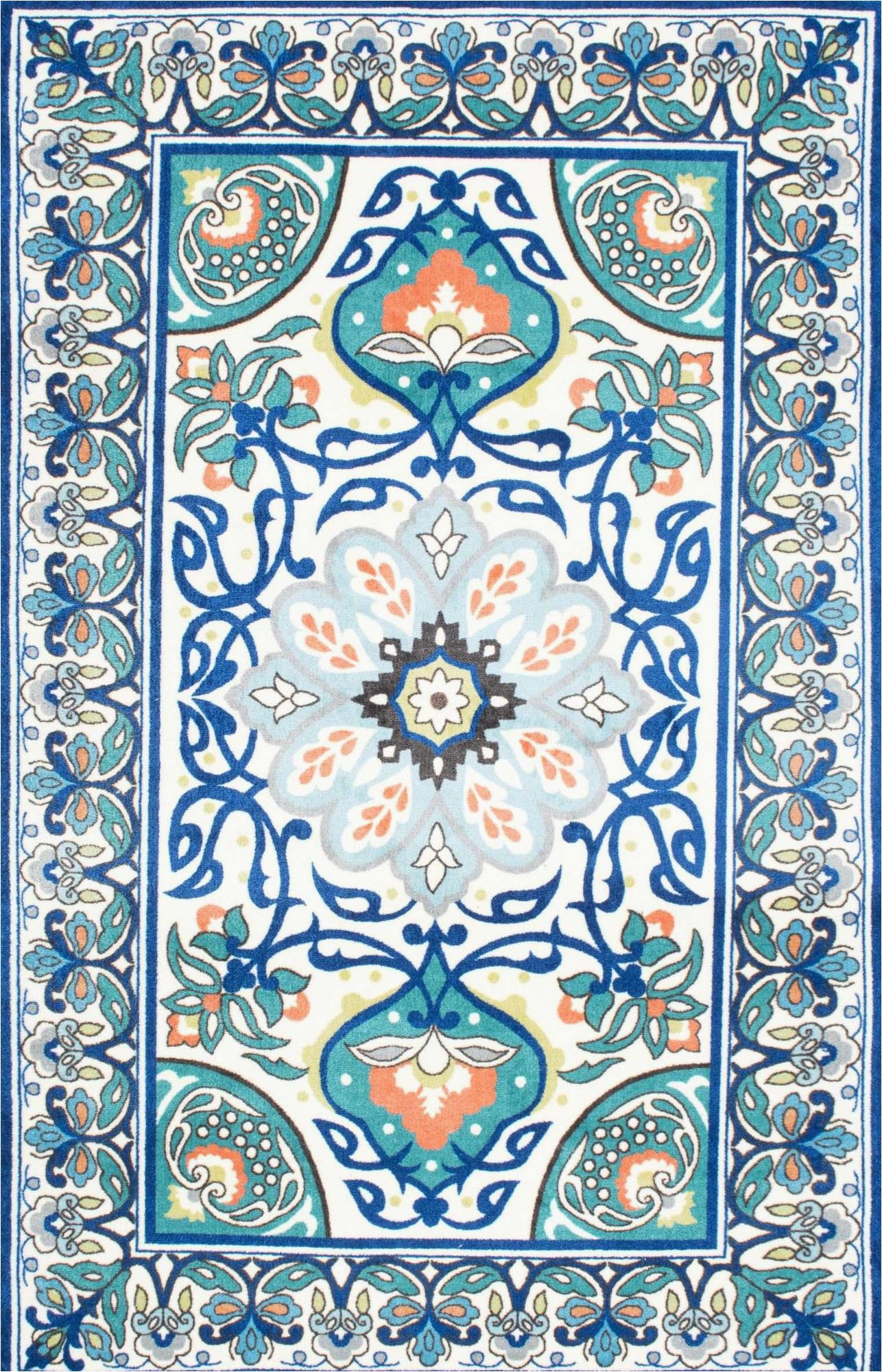 Kujawa Blue area Rug Kujawa Blue area Rug