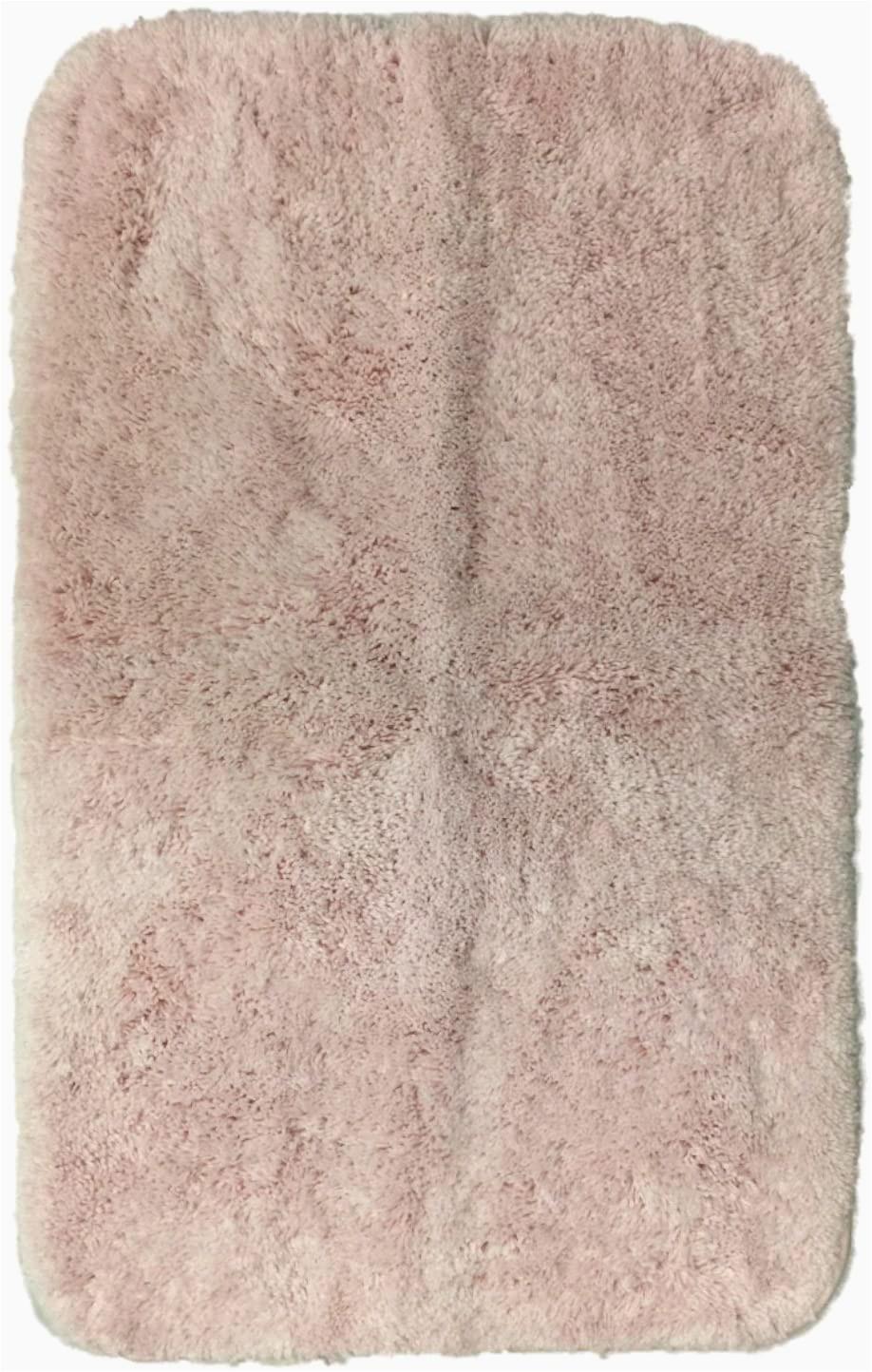 Plush Pink Bathroom Rugs Amazon sonoma Ultimate Light Blush Pink Skid Resistant