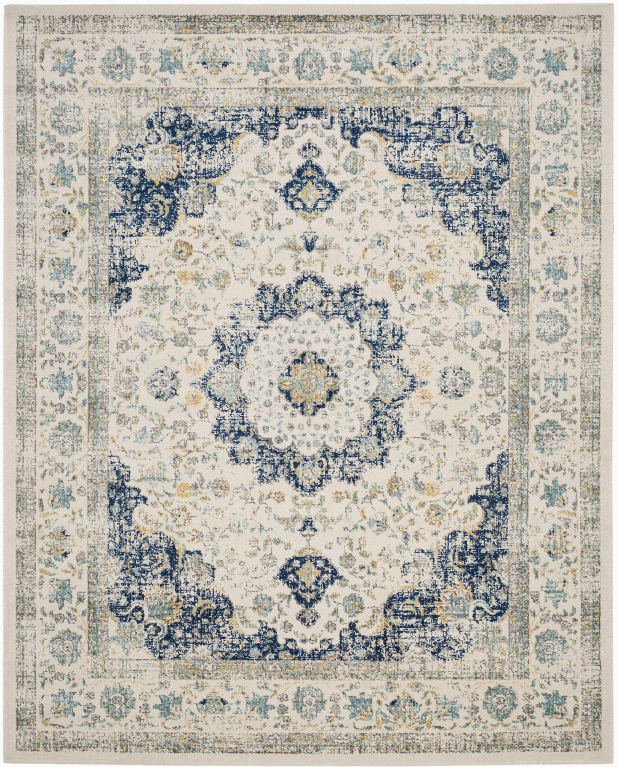 Wayfair Rugs 8×10 Blue Blue oriental area Rugs You Ll Love In 2020