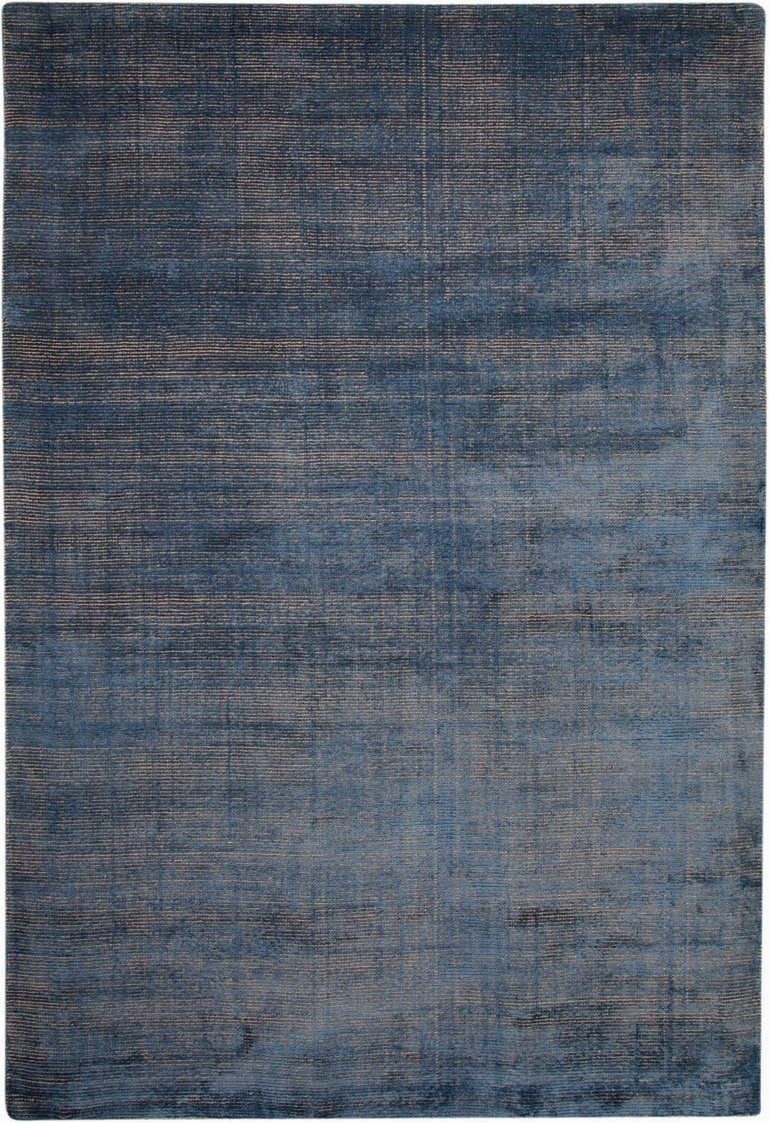 Wool area Rugs Blue Faded Indigo Blue Wool area Rug
