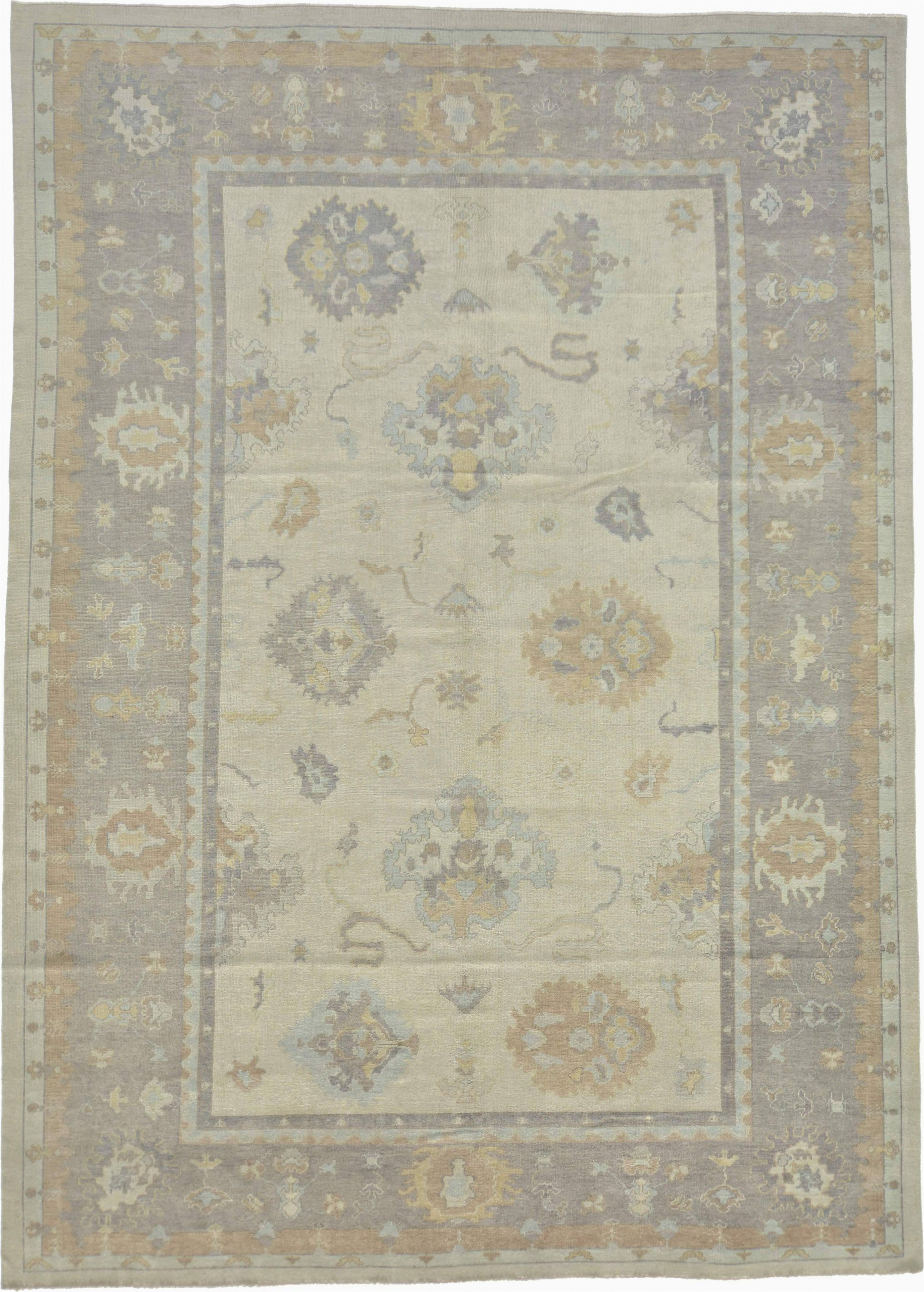 12×16 area Rugs Near Me 12×16 Brown Modern Oushak area Rug