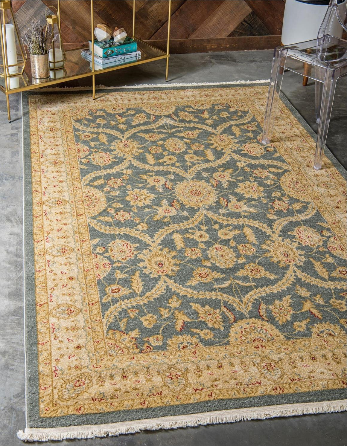 12×16 area Rugs Near Me Chelsea Blue 12×16 area Rug In 2020