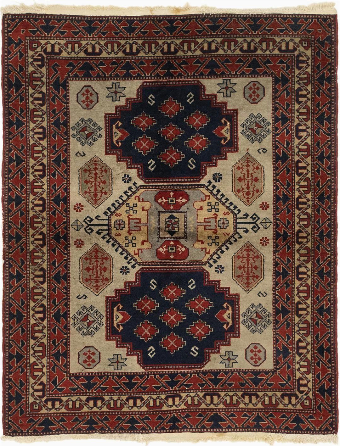 4 X 5 Bathroom Rugs 4 4 X 5 5 Kars Persian Square Rug