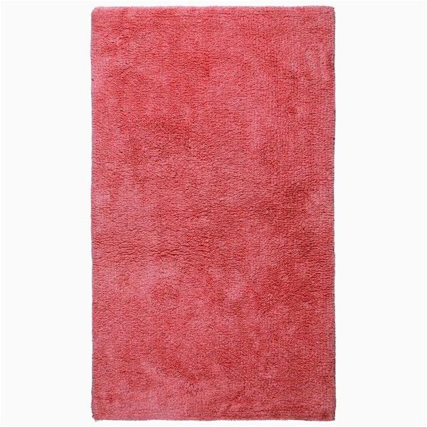50 Inch Bathroom Rug Plush Pile Pink 50 Inch Bath Rug Free Shipping today
