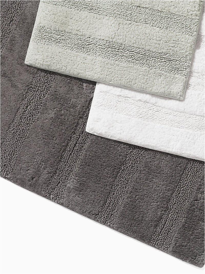 Black and Gray Bath Rugs Manchester solid Bath Rug 2 Piece Set – Ed Ellen Degeneres