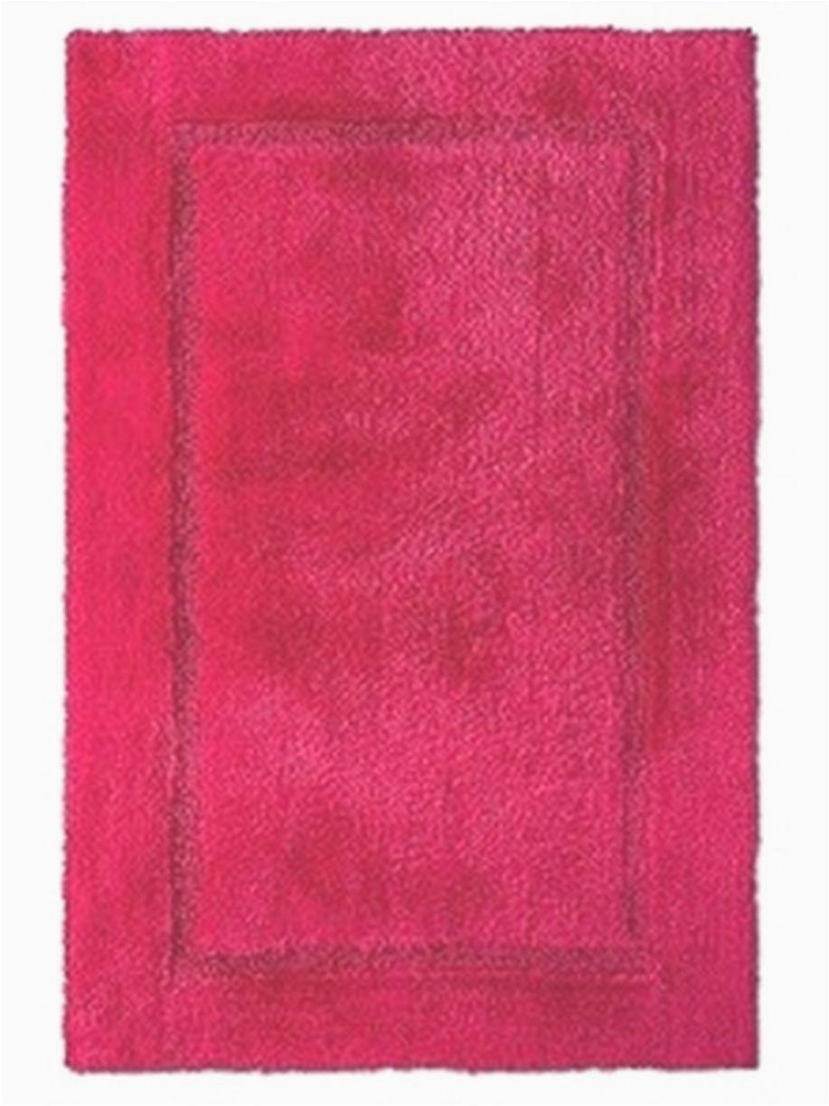 Plush Burgundy Bathroom Rugs Plush Honeysuckle Pink Botanic Bath Rug Skid Resist Throw Mat 23×37