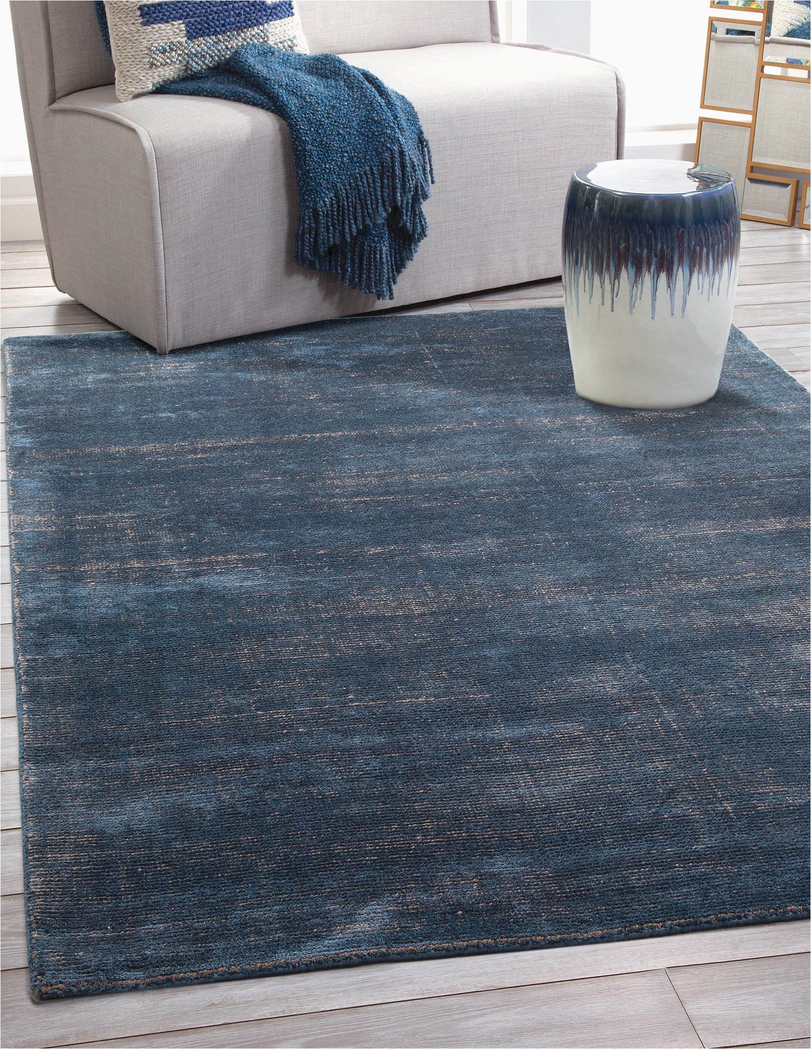 modern faded denim blue area rug 2048x