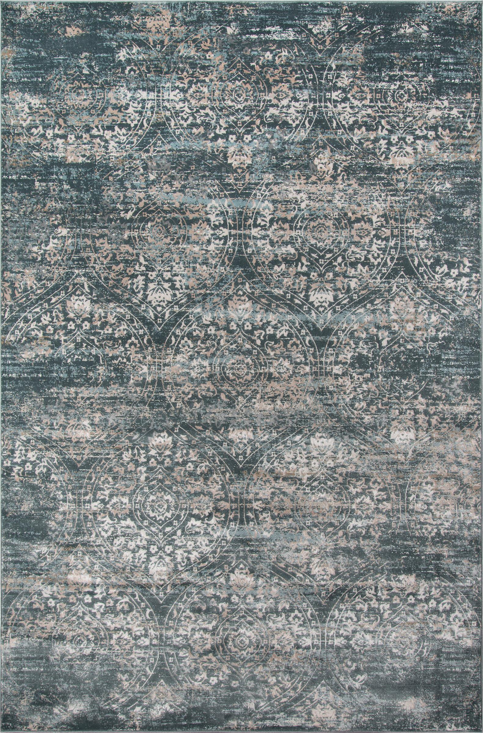 hoagland green area rug