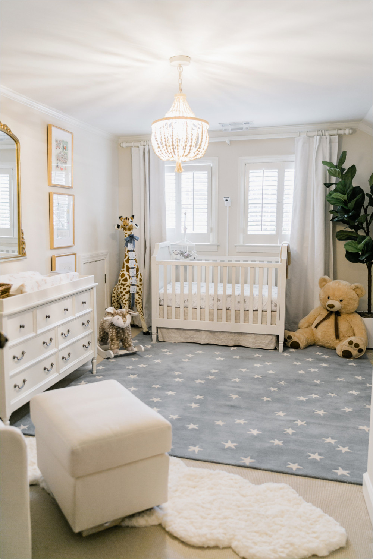 baby nursery reveal