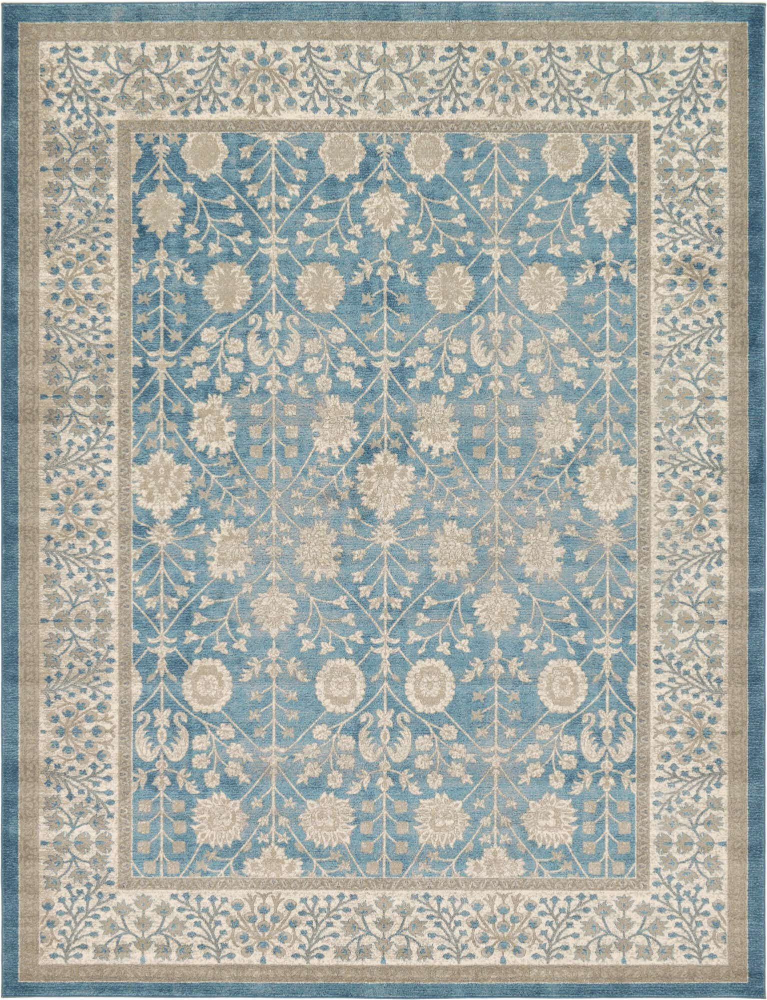 Light Blue Rug 9x12 Light Blue 9 X 12 Vienna Rug Affiliate Blue Light