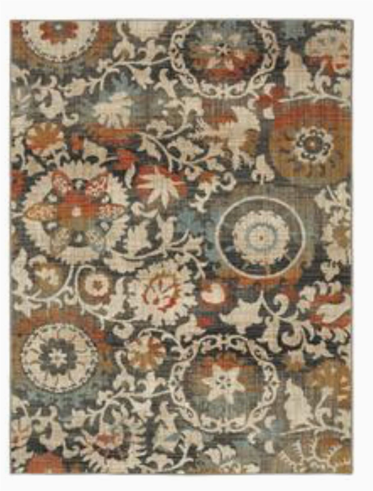 Lowes Indoor Outdoor area Rugs Allen Roth Adderly Rug From Lowe S