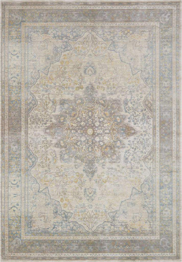 Magnolia Home Ella Rose Blue Rug Ella Rose by Magnolia Home Ej 07 Stone Blue Rug Rug Home