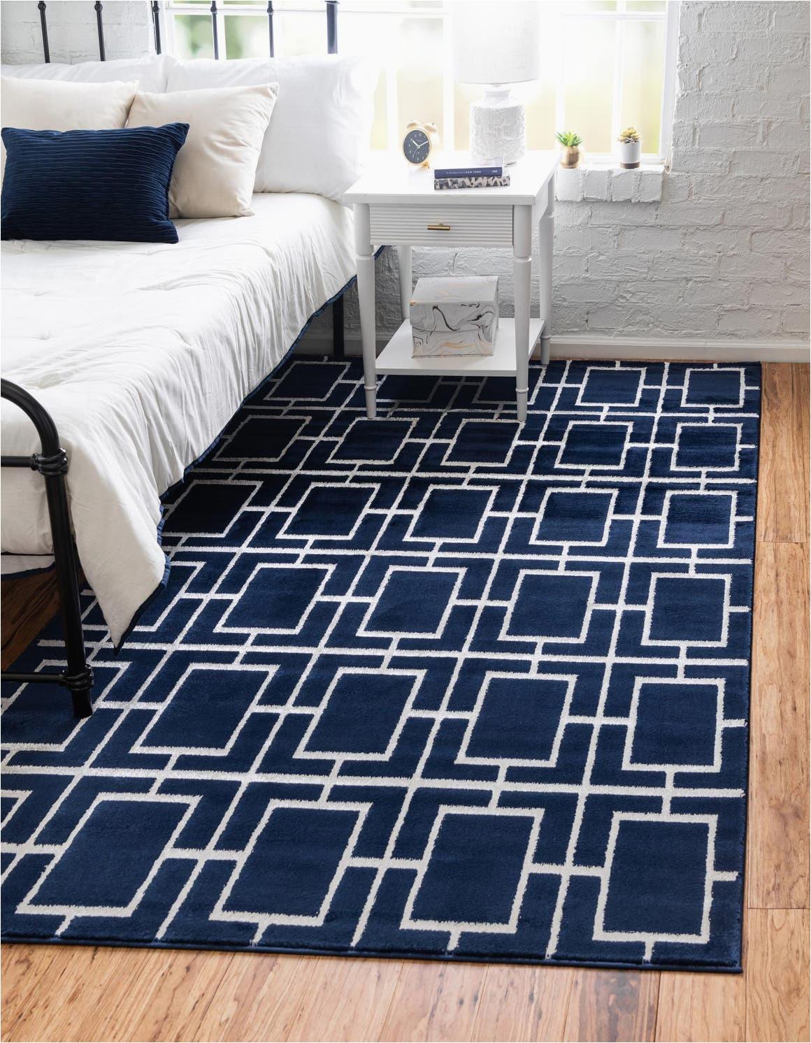 navy blue silver 8x10 marilyn monroe area rug 33142425