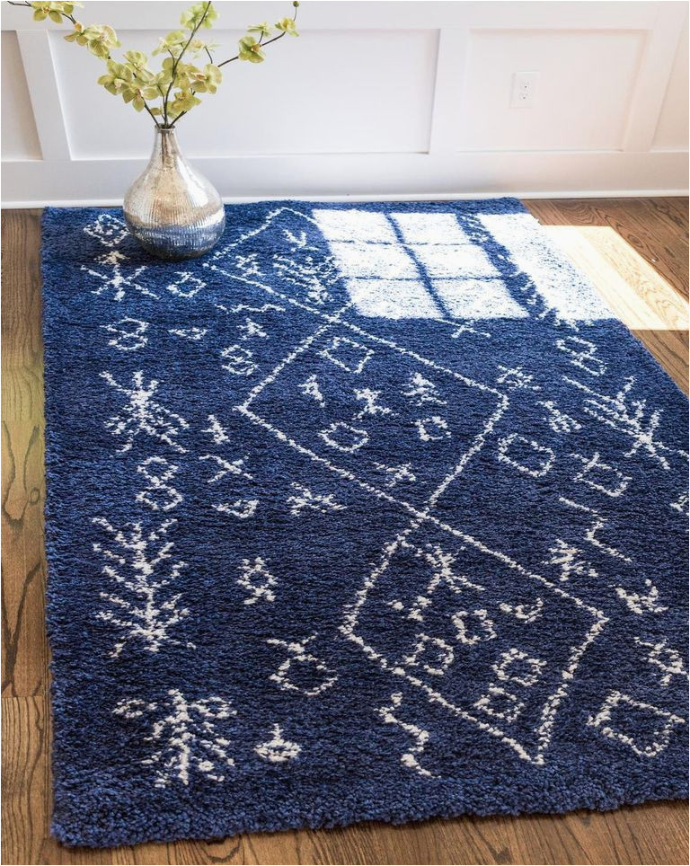 Rugs with Blue In them 11 Cozy Rugs so soft Youll Want to Sleep On them Cozy